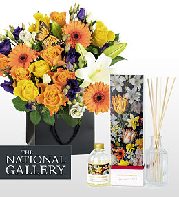 Bosschaert Bouquet and Diffuser