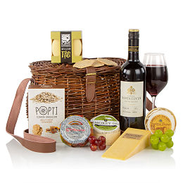 Artisan Cheese Basket