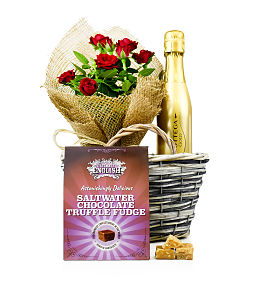 Rose Delight Basket