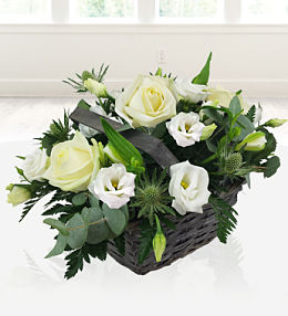 Traditional Sympathy Basket