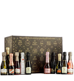 Wine and Prosecco Advent