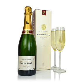 Laurent-Perrier Champagne Gift
