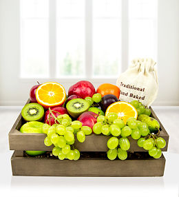 Traditional Fruit Crate
