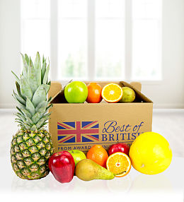 Best of British Fruit