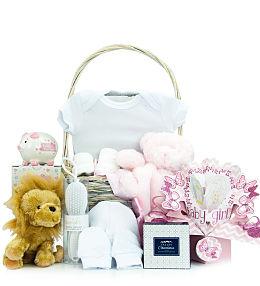 Deluxe Baby Girl Gift Set