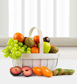 Tradtitional Fruit Basket