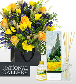 Wheatfields Bouquet and Diffuser