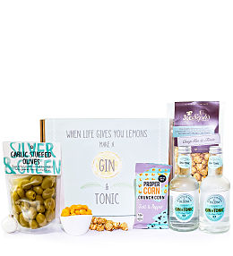 Gin and Tonic Gift Box