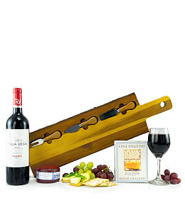 Gourmet Cheese Board Gift
