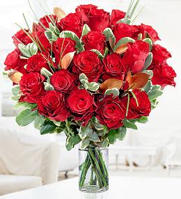 Luxury 24 Roses