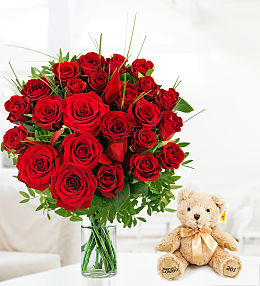 24 Luxury Rose Bundle