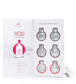 Set of 6 Vodka Baubles