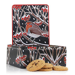 Traditional Biscuit Selection Tin