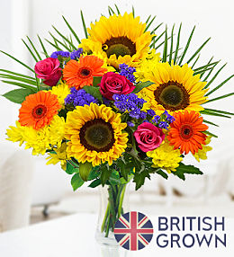 British Summer Bouquet