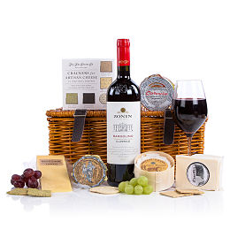 The Artisan Cheese Basket