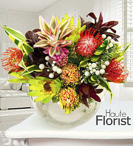 Haute Florist Bouquet Subscription