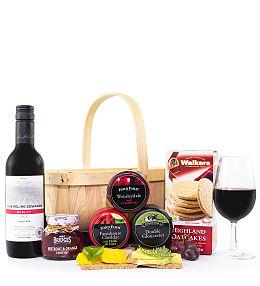 Christmas Cheese & Wine