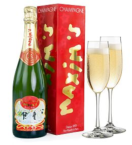 Fine Maxim's Champagne