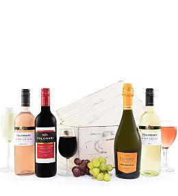 Italian Wine Chest