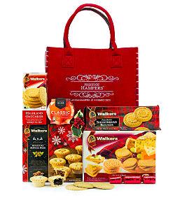 Happy Holidays Gift Bag