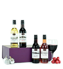 Four Festive Wines