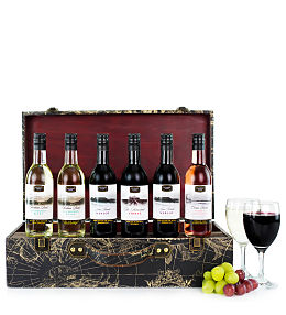 Explorers Wine Case