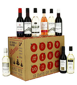 12 Days of Wine