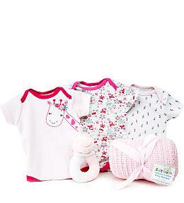 Baby Girl Ensembles
