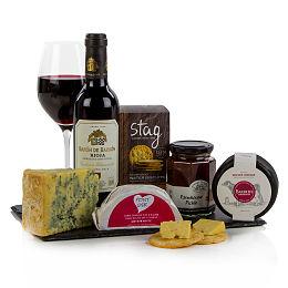 Wine & Cheese Slate