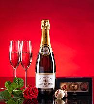 Louis Dornier Champagne Gift