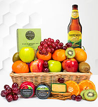 Cider Fruit Basket