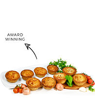 Premium Pork Pie Selection