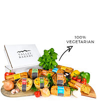 Vegetarian Pastry Selection