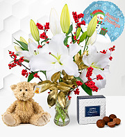 Lily and Ilex Bundle