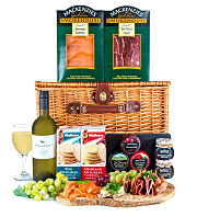 Luxury Fresh Food Basket