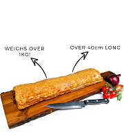 The ULTIMATE Sausage Roll