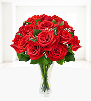 Passionate Red Roses