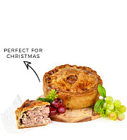 Christmas Pork Pie