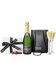 Champagne and Chocs