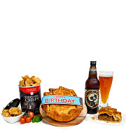 Happy Birthday Beer and Pie!