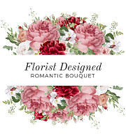 Florist Designed Romantic