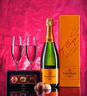 Veuve and Chocolates