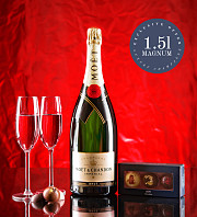 Magnum Gift Moet and Chandon