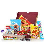 Confectionery Letterbox Gift