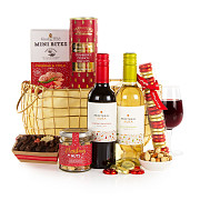 Merry Christmas Basket