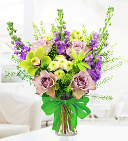 Prestige Flowers Delivery With Free Chocolates