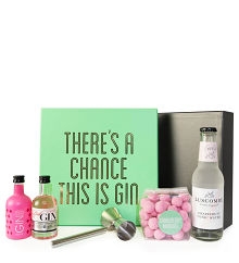 There's a chance this is Gin