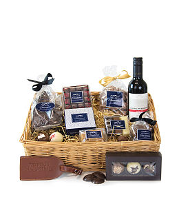 Valley Chocolate Basket