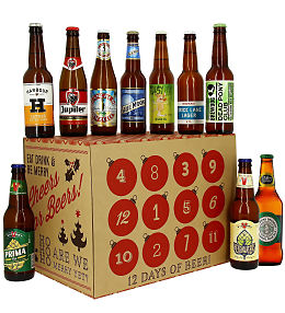 12 Days of Beermas