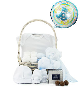Happy Baby Boy Hamper
